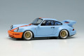 ** 予約商品 ** VISION VM214E Porsche 911 (964) RSR 3.8 1993 (BBS wheel) Gulf Blue /Orange stripe Limited 100pcs