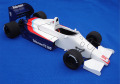 ** お取り寄せ商品 ** WOLF Models 20060 1/20 トールマン TG185 Silverstone Test