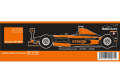 ** お取り寄せ商品 ** WOLF Models 20061 1/20 アロウズ A22 Monaco GP 2001 High Wing