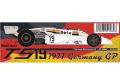 ** お取り寄せ商品 ** WOLF Models 20080 1/20 サーティース TS19 1977 Germany GP