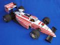 ** お取り寄せ商品 ** WOLF Models 20083 1/20 AGS JH22 Monaco GP 1987  P.Fabre