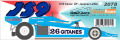 ** 予約商品 ** Orenge House 2078 1/20 Ligier JS9 France GP 1978