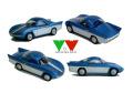 YOW Modellini K085 フィアット アバルト 750 Coupe Bertone 1/43キット