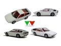 YOW Modellini K086 アバルト 1600GT Italdesign 1/43キット