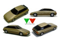 YOW Modellini K088 ランボルギーニ Marcopolo Italdesign 1/43キット