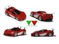 YOW Modellini K026 フェラーリ Aurea GT 1/43キット