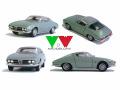 YOW Modellini K074 アルファロメオ Giulia Sprint Speciale 1/43キット