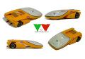 YOW Modellini K109 ランボルギーニ MIURA Le Mans 1/43キット