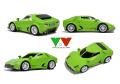 YOW Modellini K111 Fenomenon Stratos Concept 1/43キット