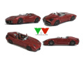 YOW Modellini K133 Spada CODATRONCA Monza 1/43キット