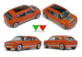 YOW Modellini K161 SAAB NOVANTA Bertone 1/43キット