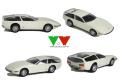 ** 予約商品 ** YOW Modellini K181 フィアット Dino Studio di Linea Pininfarina 1/43キット