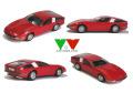 ** 予約商品 ** YOW Modellini K182 フィアット Dino GINEVRA Berlinetta Pininfarina 1/43キット