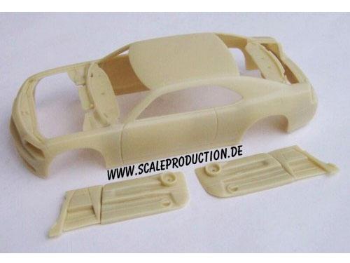 スケールプロダクションTK24035 1/24 ダッジ チャージャー SRT8 2006 2dr トランスキット