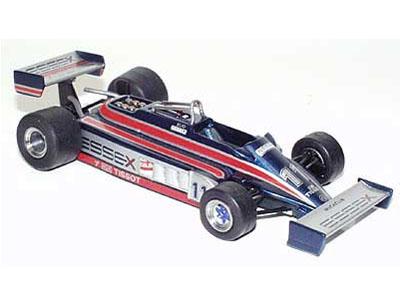 SRC45 ロータス 87 ESSEX モナコGP 1981 マンセル/アンジェリス