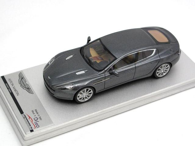 TECNOモデル EX05E アストンマーティンRapide Meteorite Silver 100台限定