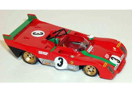 TECNOモデル SK01 フェラーリ 312PB 6ver 1/43フルディテールキット ...