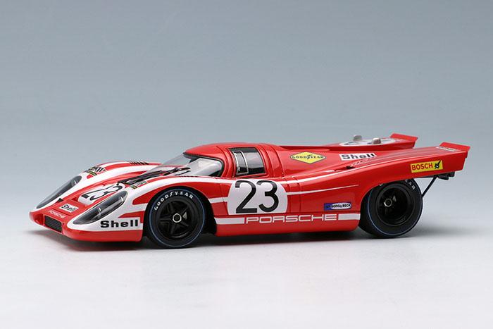 VISION VM002A Porsche 917K Porsche Konstruktionen K.G.Salzburg Le Mans 1970 No.23 Winner