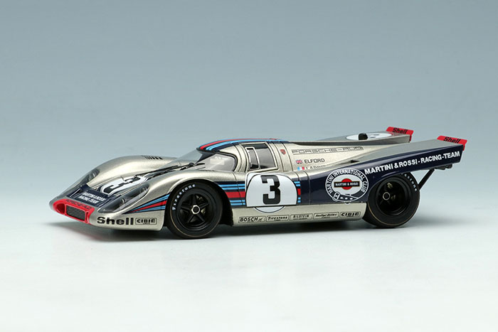 ** 予約商品 ** VISION VM038 Porsche 917K Martini Raciong 12h Sebring 1971 Winner No.3