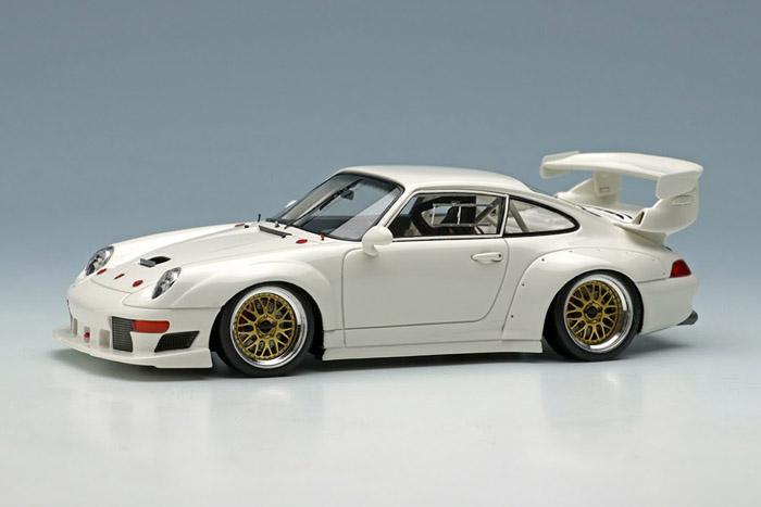 VISION VM130A Porsche 911(993) GT2 EVO 1996 White