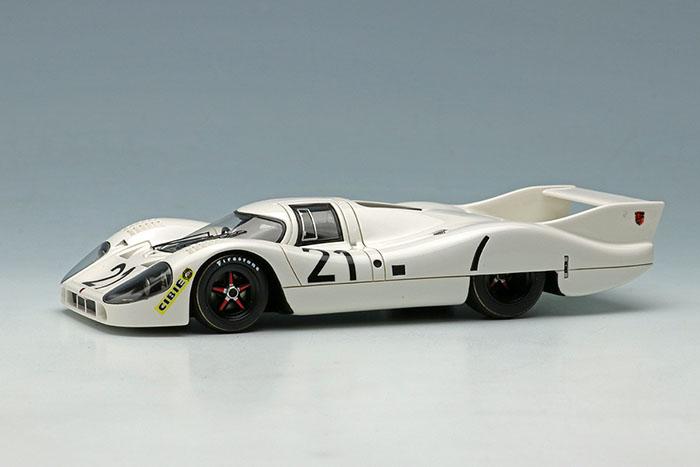 【お取り寄せ商品】 VISION VM141B Porsche 917LH Le Mans Test 1971 No.21