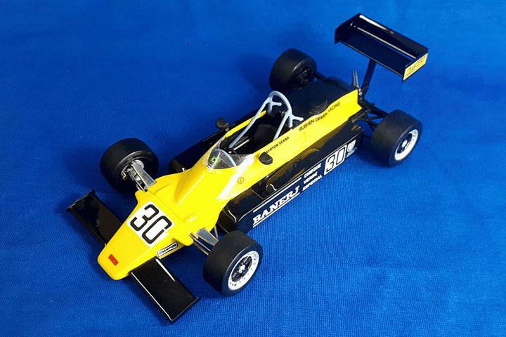 Neko Models FK2012 1/20 Formula Ford 2000 RF82 Rushen Green Racing A.Senna