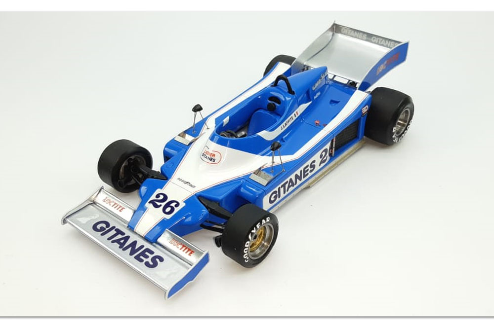 Orenge House 2077 1/20 Ligier JS9 Monaco GP 1978