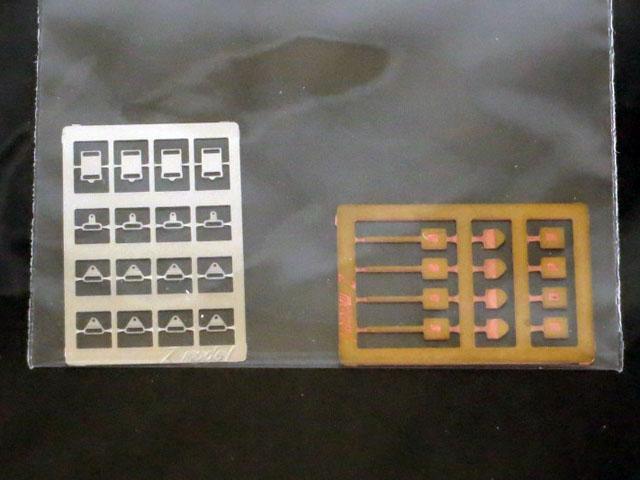 Z Model 1/43 シートベルト オプションパーツ 【メール便可】