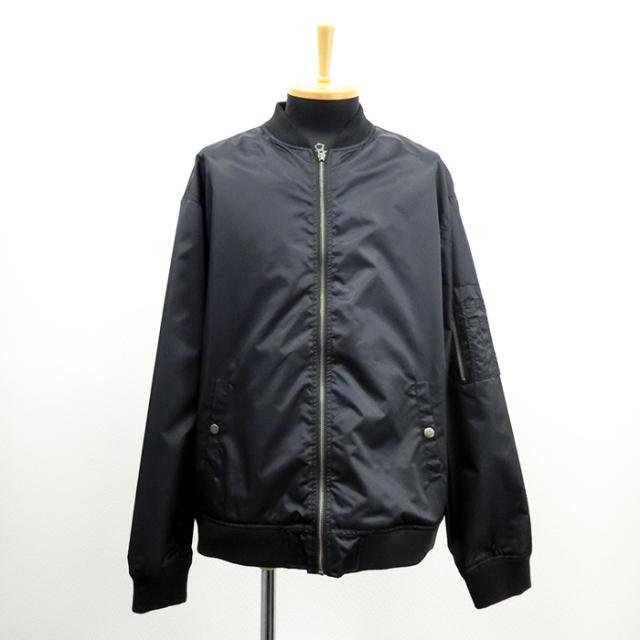 【2017秋冬新作】ナイロン MA-1ジャケット