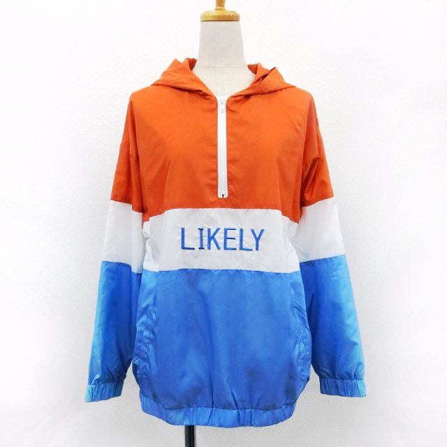 【2018秋冬新作】切替 アノラックジャケット(LIKELY)|ストリートカジュアル通販RAD CHAMP
