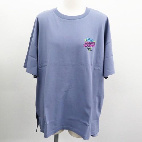 【2021春夏新作】20/-天竺 ベーシックボックスTシャツ(フューチャー ロゴ)|ストリートカジュアル通販RAD CHAMP