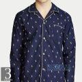 大きいサイズのラルフローレン : Signature Pony Pajama Shirt [コットン/ポニー/パジャマシャツ]