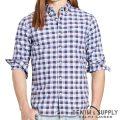 デニム&サプライ/ラルフローレン : Plaid Cotton Oxford Shirt [オックスフォード/チェック柄/長袖シャツ]