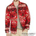 デニム&サプライ/ラルフローレン : Southwestern Jacquard Shirt [コットンジャカード/ネイティブ柄/長袖シャツ]