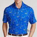 RLX ゴルフ/ラルフローレン : Classic Fit Performance Polo Shirt [シャンクアタック/半袖ポロシャツ]
