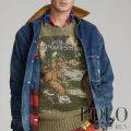 ポロラルフローレン : Sportsman Wool Sweater [ウール/ポロスポーツマン/セーター]