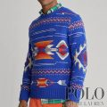ポロラルフローレン : Southwestern Wool Sweater [ウール/ネイティブ柄/セーター]