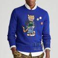 ポロラルフローレン : Polo Tiger Sweater [コットン/タイガーマスコット/セーター]