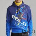 ポロラルフローレン : Skier Cotton Interlock Hoodie [インターロック/スキーヤー/フーディー]