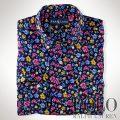 ポロラルフローレン : Custom-Fit Floral Sport Shirt [カスタムフローラルシャツ]