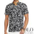 ポロラルフローレン : Standard Fit Cotton Shirt [ゆったり/オックスフォード/フローラル/半袖シャツ]