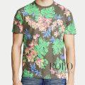 ポロラルフローレン : Classic Fit Floral T-Shirt [ゆったり/フローラル/半袖Tシャツ]