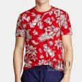 ポロラルフローレン : Classic Tropical Bear T-Shirt [ゆったり/トロピカルポロベアー/半袖Tシャツ]