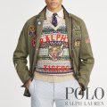 ポロラルフローレン : Fair Isle Sweater Vest [フェアアイル/タイガー/ニットベスト]