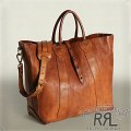RRL/ダブルアールエル : Vintage Leather Tote