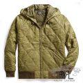 RRL/ダブルアールエル : Hooded Liner Jacket [軽量ナイロンキルト/ライナー/フードジャケット]
