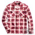 RRL/ダブルアールエル : Plaid Flannel Camp Shirt [フランネル/チェック/長袖開襟シャツ]