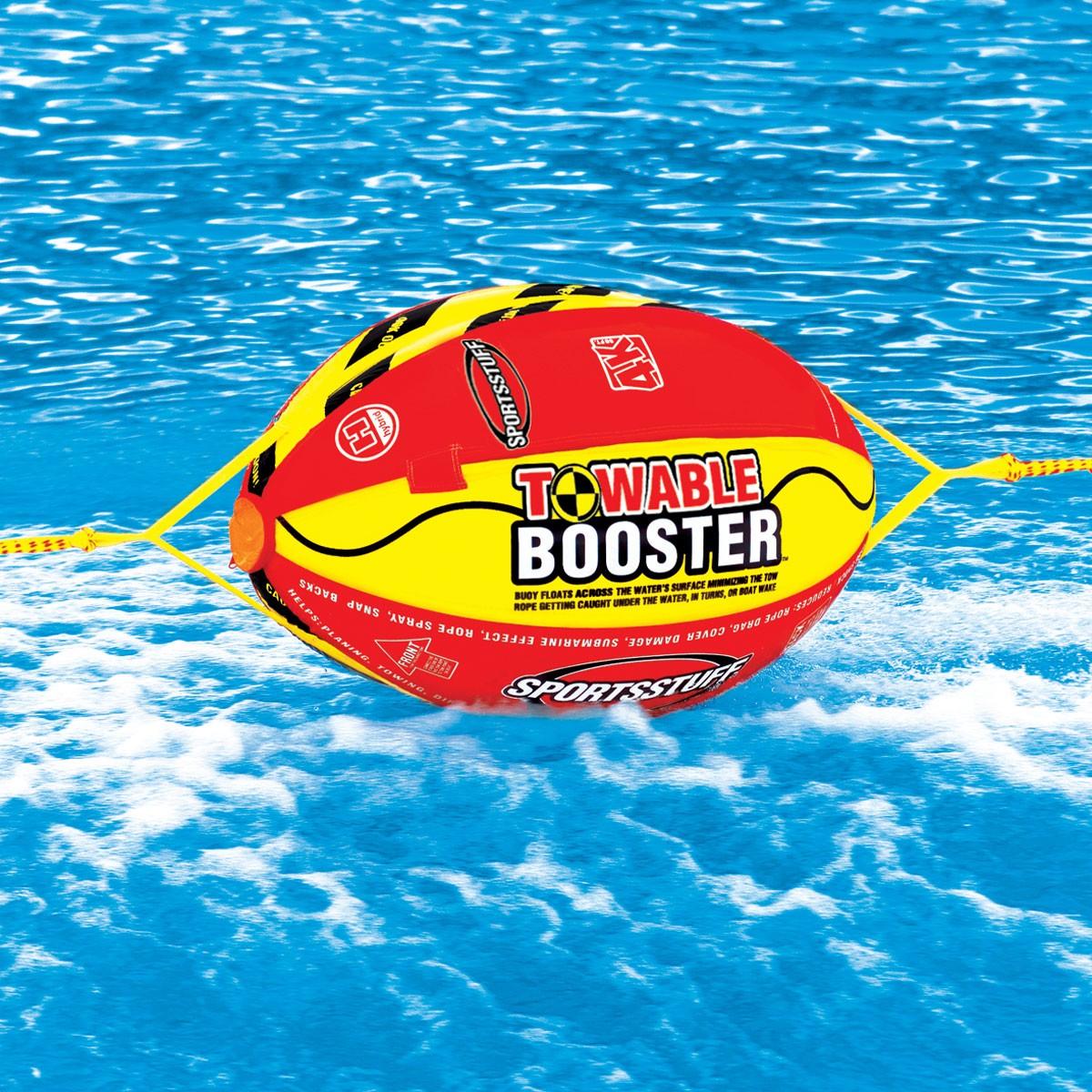 トーイングチューブ   ブースターボール SPORTSSTUFF スポーツスタッフ BOOSTER BALL