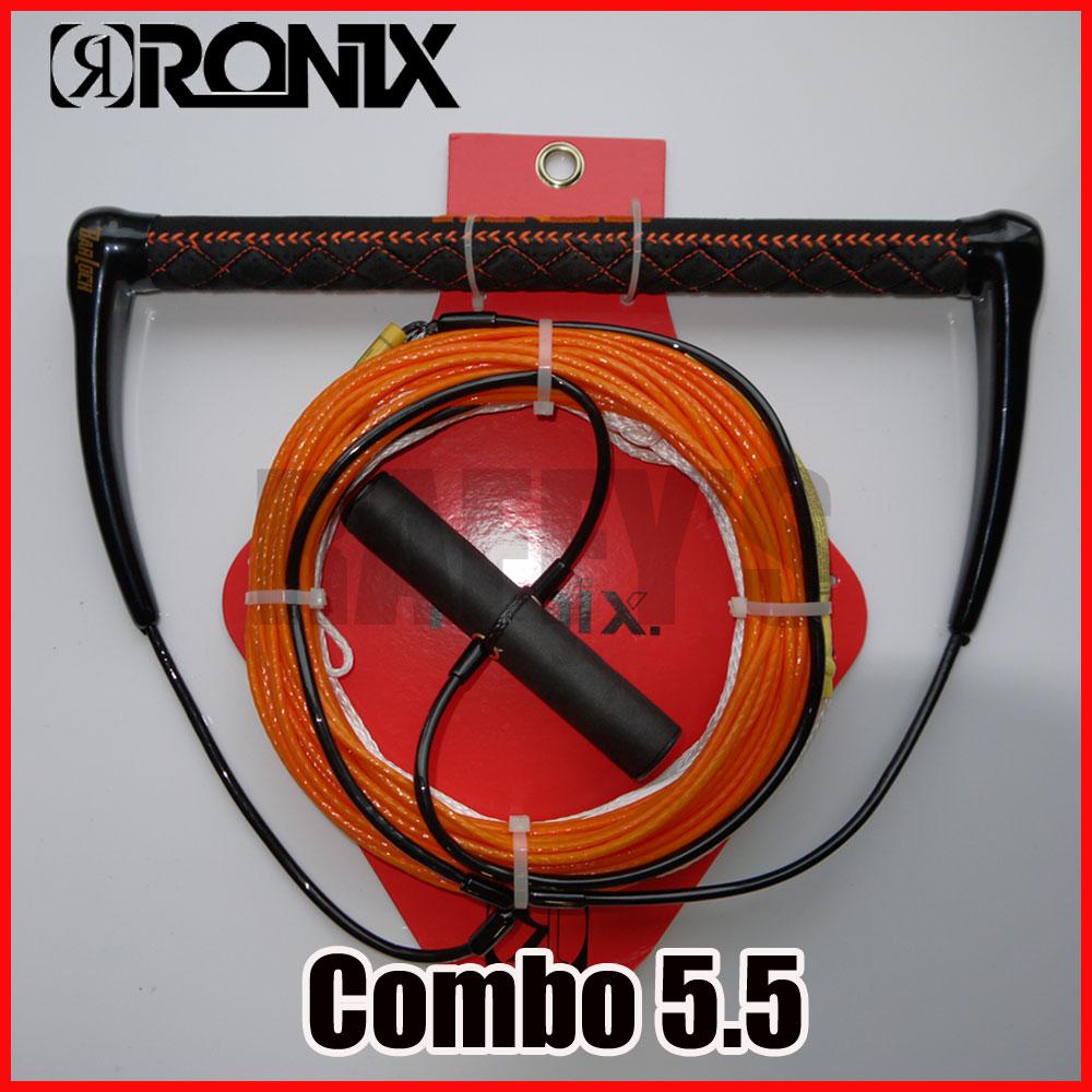 ロニックス RONIX 2018 ウェイクボード ハンドル&ライン セット Combo 5.5
