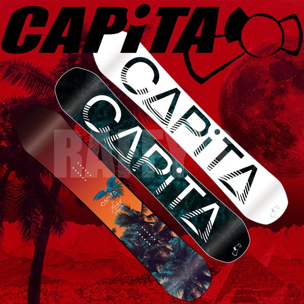15-16 CAPITA キャピタ Birds Of a Feather バード オブ ア フェザー140cm スノーボード レディース/capita/15-16/2016